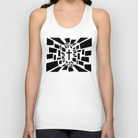 christian Tank Tops featuring Christian Cross by politics