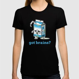 Got Brains - Kawaii Zombie Milk T-shirt