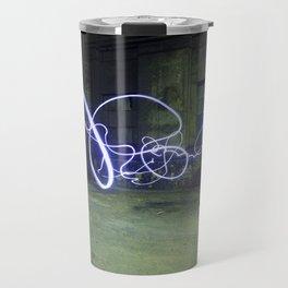 Light tag Travel Mug