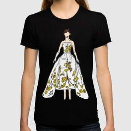 Audrey Hepburn Vintage Retro Fashion 2 T-shirt
