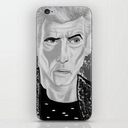 galactic rock star iPhone Skin