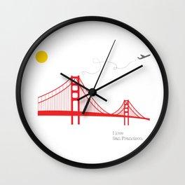 San Francisco. Wall Clock