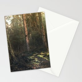 Olympic National Park - Pacific Northwest Nature Photography Stationery Cards