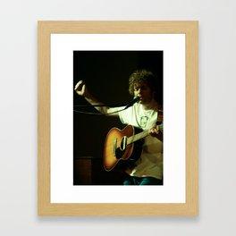 Gabriel Kahane Framed Art Print