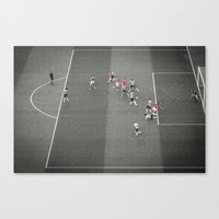 game Canvas Prints featuring GAME by Sébastien BOUVIER