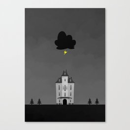 The Rats in the Walls Canvas Print