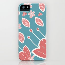 Attack of Giant Pinkies iPhone Case