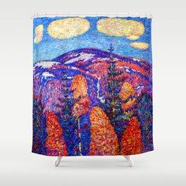 Marsden Hartley Cosmos Shower Curtain