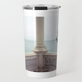 From the terrace Travel Mug