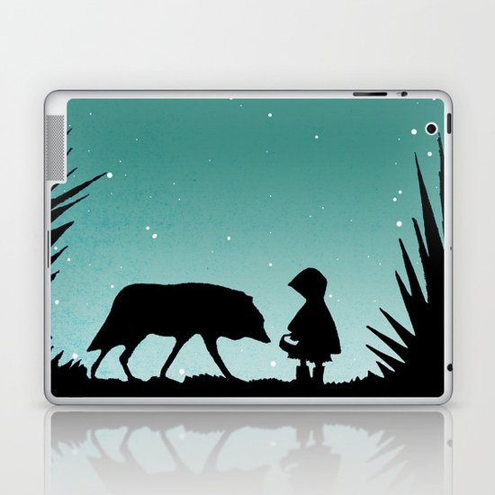 """""""Secret Encounters"""" (Dedicated to the Ricci/Forte Theatre Company for their """"Grimmless"""" Show) Laptop & iPad Skin"""