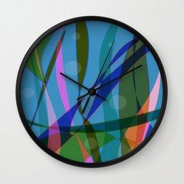 Abstract #355 Wall Clock
