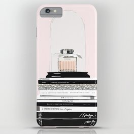 The Perfume & the Fashion Magazines iPhone Case