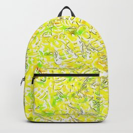 Bees In The Trap Backpack