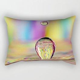 Drip Drip Drop Rectangular Pillow