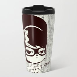 Bakemona-Lisa Travel Mug