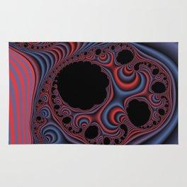 fractal Fantasy Rug