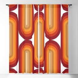 Rebirth Of The 70's No. 349 Blackout Curtain