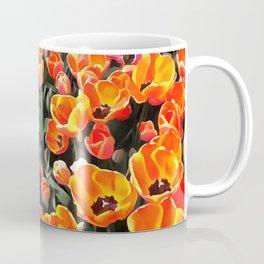 Red Tulips of Istanbul Coffee Mug