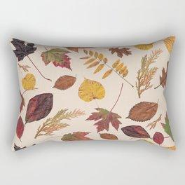 Aurora Autumn Rectangular Pillow