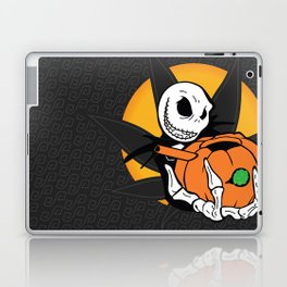 Jack's Pumpkin Bong Laptop & iPad Skin