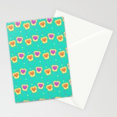 Sweet Lovers - Pattern Stationery Cards