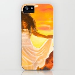 Karoo Sun by M.Viljoen iPhone Case