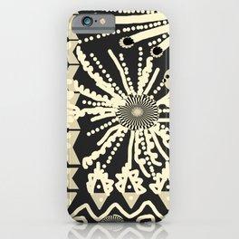 AFRICAN GARDEN TTY N4 iPhone Case