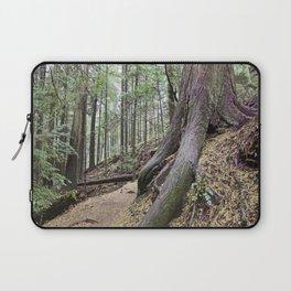 BIG CEDAR ALONG MOUNTAIN LAKE TRAIL Laptop Sleeve