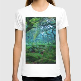 Forest #woods T-shirt