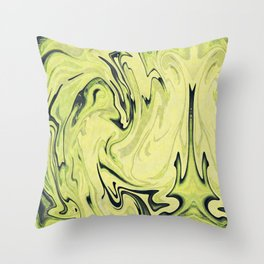 Abstract Painting X 8 Throw Pillow