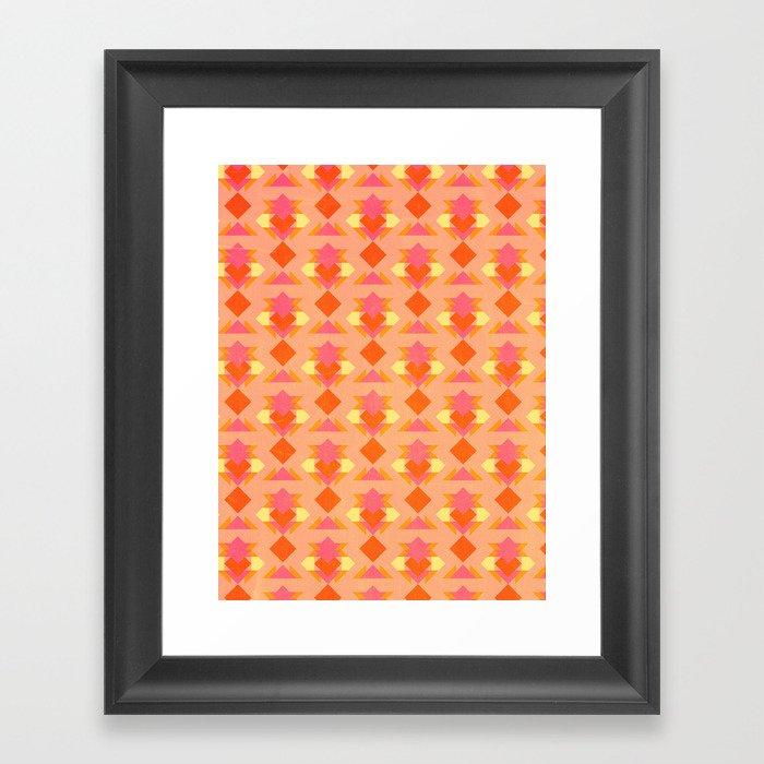 fragil  Framed Art Print