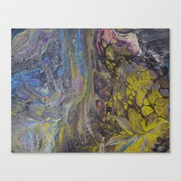 Fairy Roots in Ostrow Woods Canvas Print