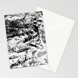 midnight oil 1 Stationery Cards