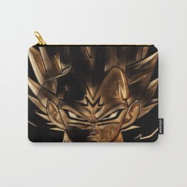 Dragon Ball Vegeta Artistic Illustration Energy Style Carry-All Pouch