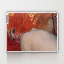 Gustav Klimt, Goldfish, (detail) 1901-1902 Laptop & iPad Skin