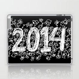 Eye in 2014 Laptop & iPad Skin