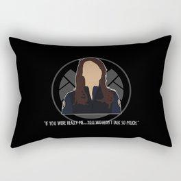 Agents of S.H.I.E.L.D. - May Rectangular Pillow
