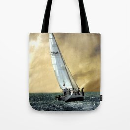 sailing team  Tote Bag