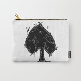Spades Carry-All Pouch