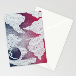 PLANET DUST Stationery Cards