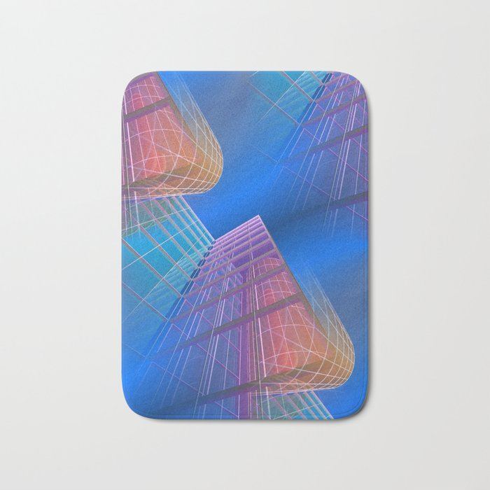 citylines -6- Bath Mat