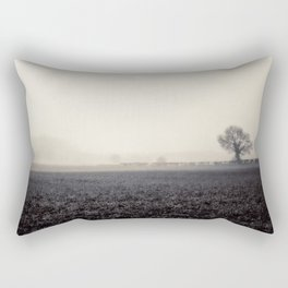 Ghosts in the Landscape Rectangular Pillow