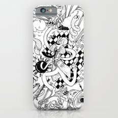 I've seen things (Black & White) Slim Case iPhone 6s