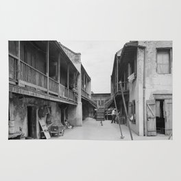New Orleans, Louisiana, 1937-1938 Rug