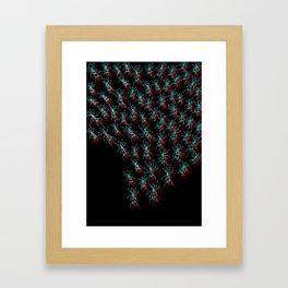 Myrmecophobia Framed Art Print