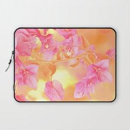 Sunny Bougainville 4 Laptop Sleeve