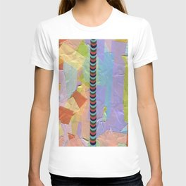 Pile T-shirt