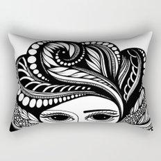 Tendrils #6 Rectangular Pillow