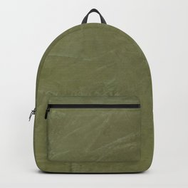 Italian Style Tuscan Olive Green Stucco - Luxury - Neutral Colors - Home Decor - Corbin Henry Backpack