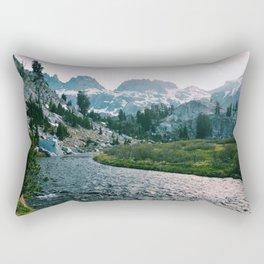 Eastern Sierras Rectangular Pillow